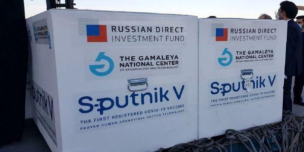 ورود چهارمین محموله واکسن روسی کرونا به کشور