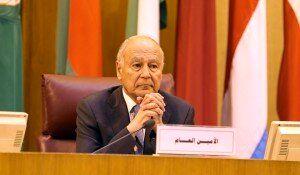 سفر دبیرکل اتحادیه عرب به عراق