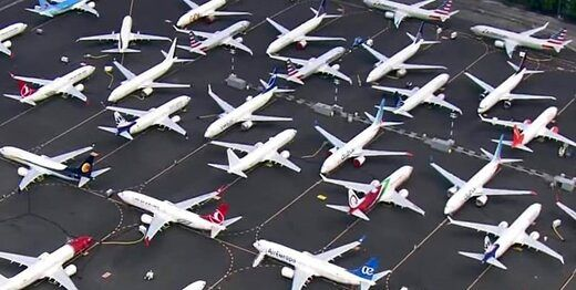 چین پروازها به انگلیس را متوقف کرد