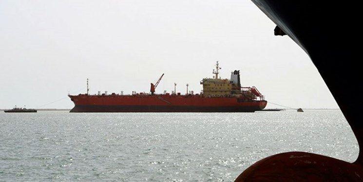 ائتلاف سعودی یک کشتی حامل سوخت یمن را توقیف کرد