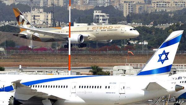 اولین گروه از گردشگران اسرائیلی به امارات وارد شدند