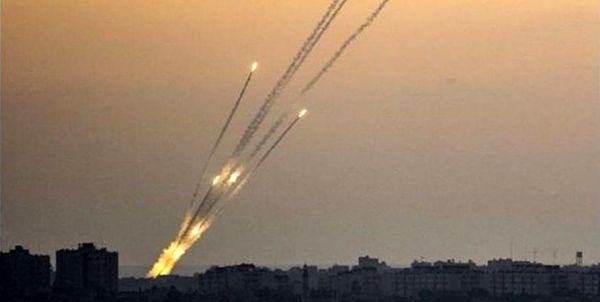 به صدا درآمدن صدای آژیر در شهرکهای صهیونیستنشین اطراف غزه