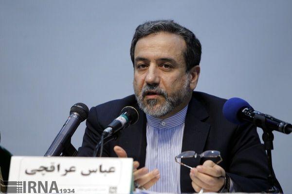 خبر عراقچی از آغاز غنیسازی ۶۰ درصد در ایران