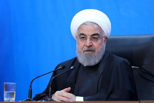 روحانی: مبنای نظام ما روی رفراندوم است /خدا نکند روزی انتخابات در کشور ما تشریفاتی شود