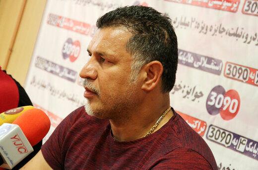 توضیحات پلیس درباره سرقت از علی دایی در زعفرانیه