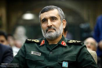 سردار حاجی زاده: دشمنان بدانند که قطعاً تقاص خواهند داد