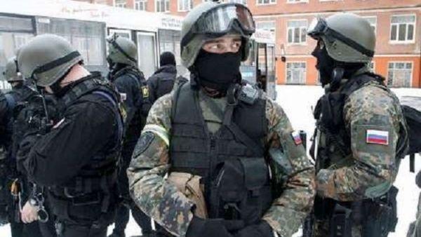 خنثی سازی یک حمله تروریستی در مسکو