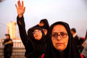 ورود زائران اربعین حسینی به کربلا