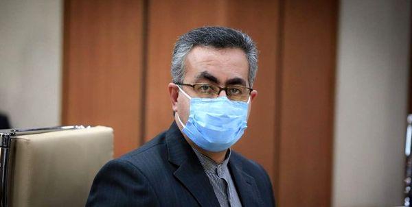 خبر جهانپور از واردات ۲۵۰هزار دوز واکسن کرونای اهدایی چین به ایران