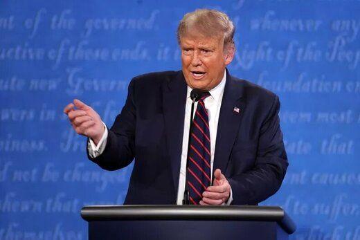 انتقاد ترامپ از تغییر قوانین مناظرههای انتخاباتی