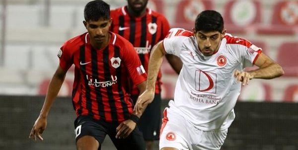 العربی با حضور دو بازیکن ایرانی فینالیست شد