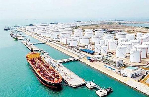 صادرات روزانه2/ 1میلیون بشکهای نفت ایران در شهریورماه