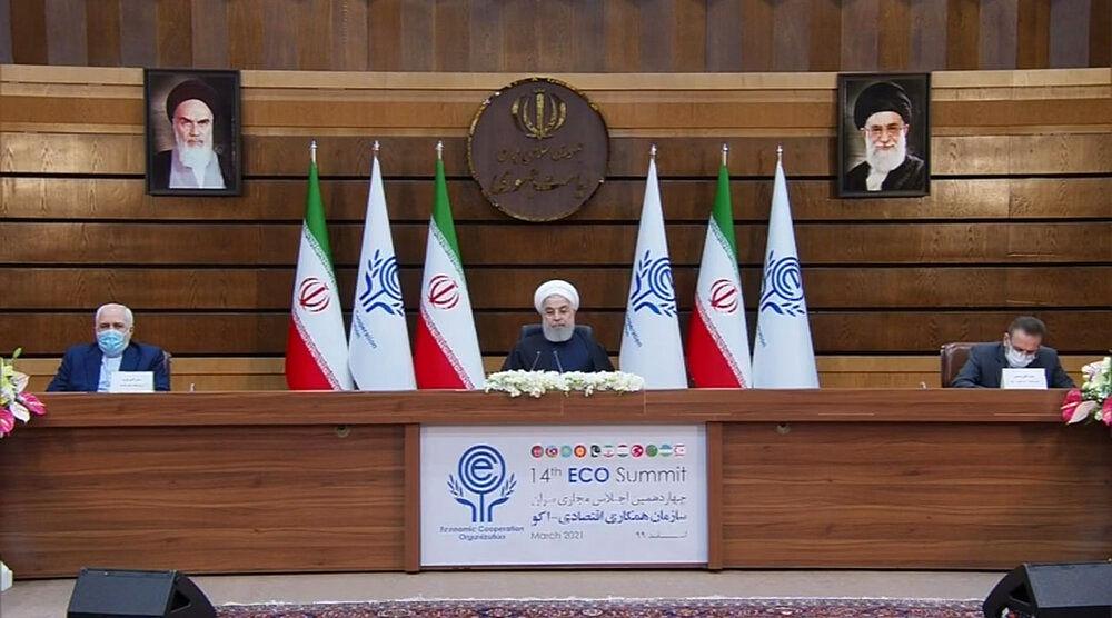 روحانی: مسیر بازگشت آمریکا به برجام روشن است، نیاز به هیچ مذاکره ای ندارد