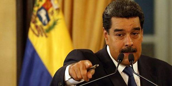 مادورو به اتحادیه اروپا هشدار داد
