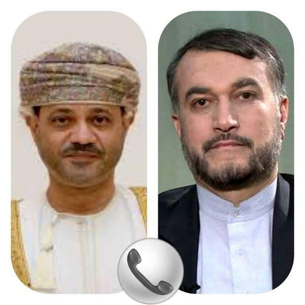 آمادگی ایران برای کمک به مردم عمان