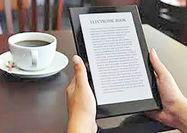 مردم با کتابخوانهای الکترونیکی  بیشتر کتاب میخوانند