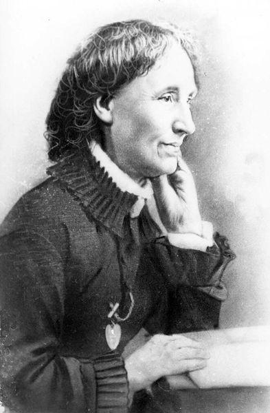 آنا گاردنر، حامی الغای بردگی
