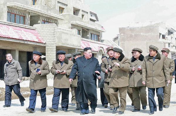 سقوط آزاد اقتصاد در کره شمالی