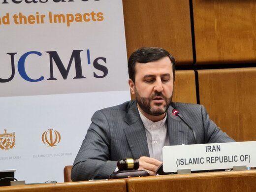 پاسخ ایران به اظهارات واهی نماینده سعودی در وین