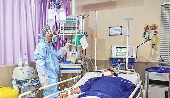 وضعیت اورژانسی کرونا در همدان
