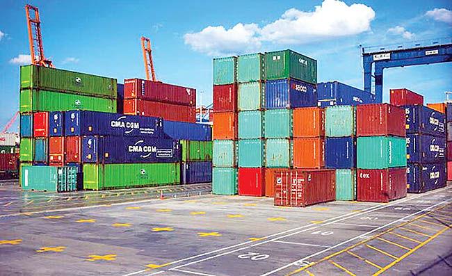 صف اول کالایی برای صادرات