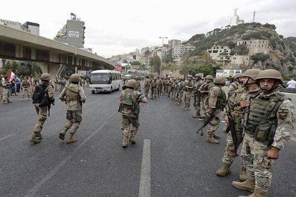 هلاکت تروریست های داعشی توسط ارتش لبنان