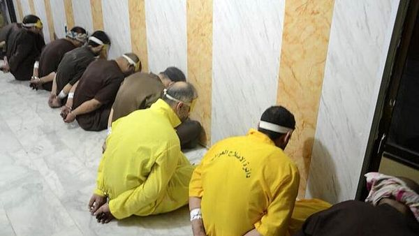 عراق ۲۱ نفر را به جرم ارتکاب «جنایات تروریستی» اعدام کرد