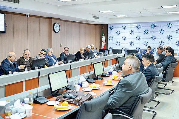وزنکشی توسعه صنعتی ایران