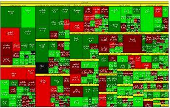 روز خوب بزرگان بازار سهام + اینفو