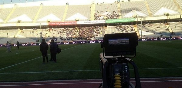 تعیین تکلیف صداوسیما برای بازی های لیگ برتر