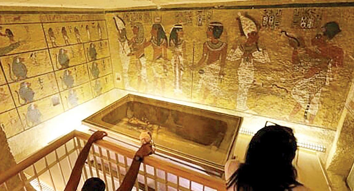 کشمکش مصر و «کریستیز» بر سر مجسمه فرعون