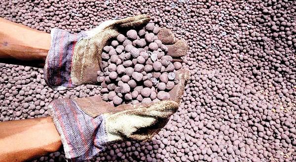 رشد 65درصدی تولید گندله  در فولاد سنگان خراسان