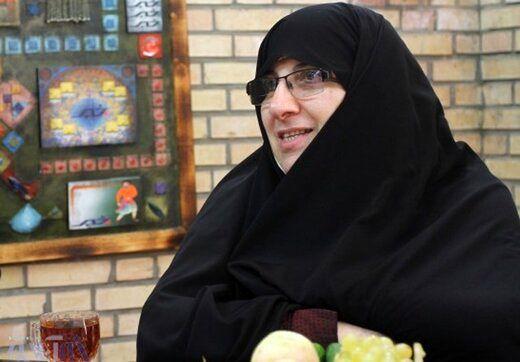 کنایه زهرا شجاعی به سخنگوی شورای نگهبان