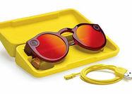 نسل دوم عینک اسنپچت رونمایی شد