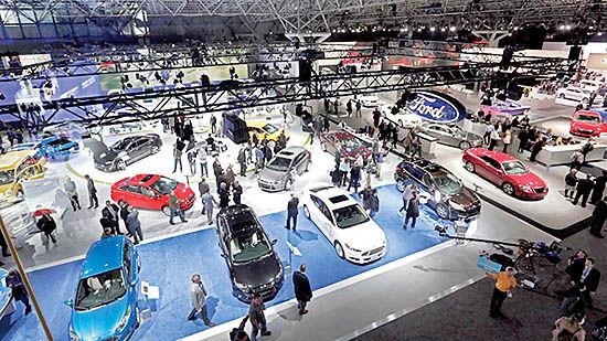 نمایشگاه خودروی نیویورک