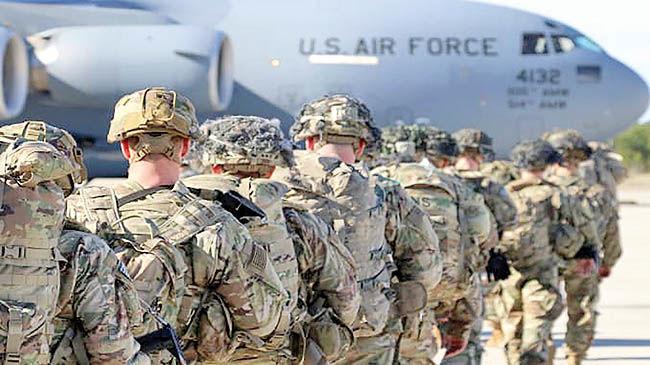 سوت پایان حضور آمریکا در منطقه