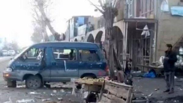 جزئیات 2 انفجار مرگبار در افغانستان