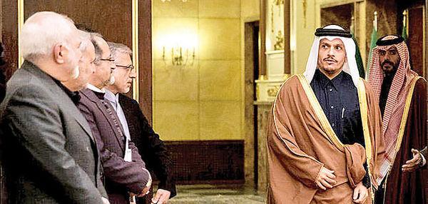 دیپلماسی فشرده قطر برای احیای برجام