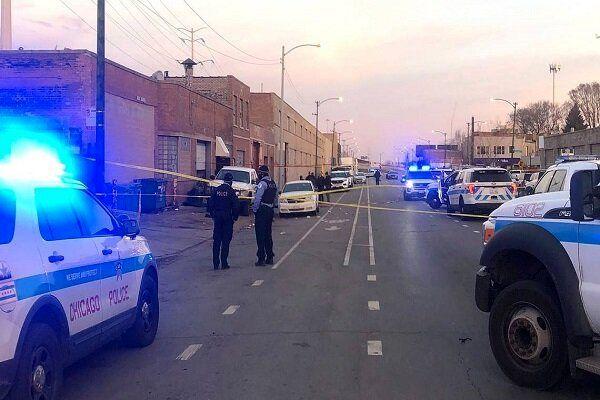 تیراندازی مرگبار در مریلند آمریکا