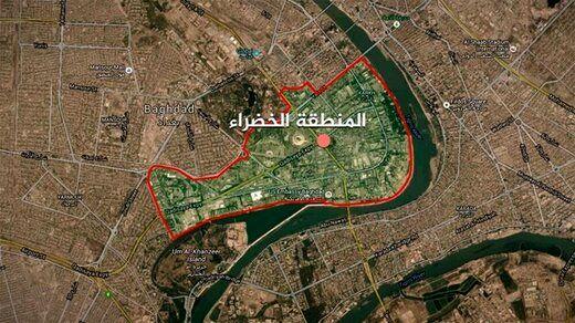 اعزام نیروهای ویژه ارتش عراق به منطقه سبز بغداد