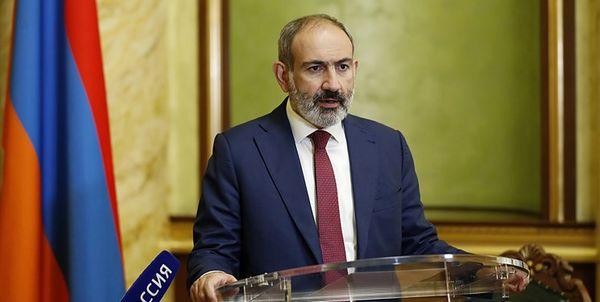 خبر پاشینیان از برگزاری انتخابات زودهنگام پارلمانی ارمنستان