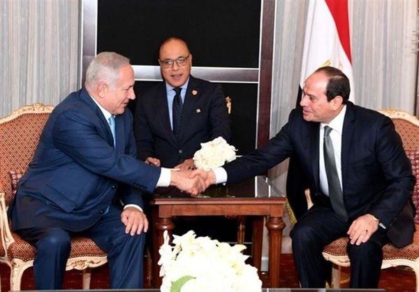 شرط السیسی برای سفر نتانیاهو به مصر چیست؟