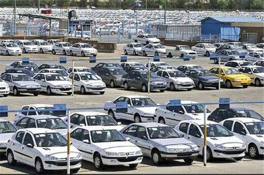 قیمت انواع خودرو در بازار+ جدول