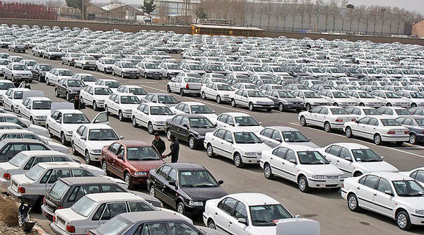 قیمت ها در بازار خودرو نزولی شد