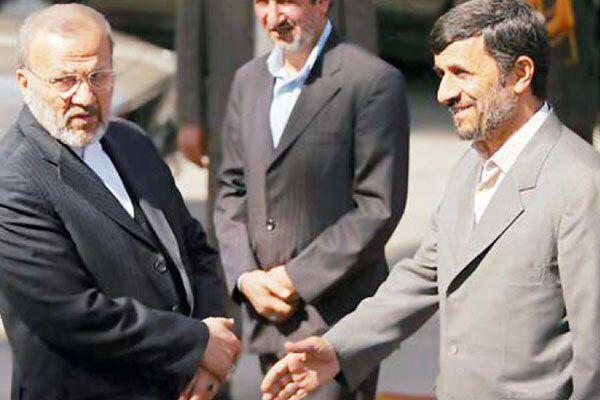 واکنش عجیب منوچهر متکی به شنیدن نام احمدینژاد