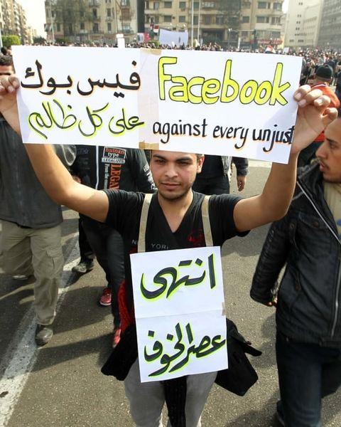بهار عربی به خزان رسید