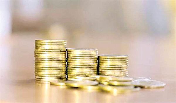 حمایت طلا از  ارزش سکه