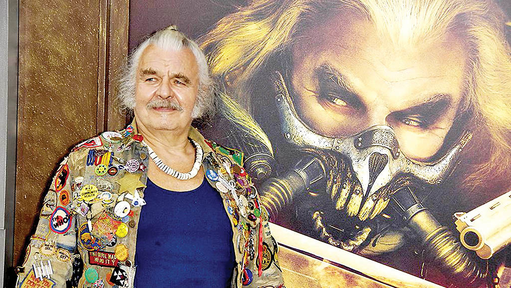 درگذشت بازیگر «مکس دیوانه» در 73 سالگی