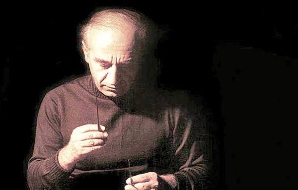 آیین بزرگداشت استاد پایور در نیاوران