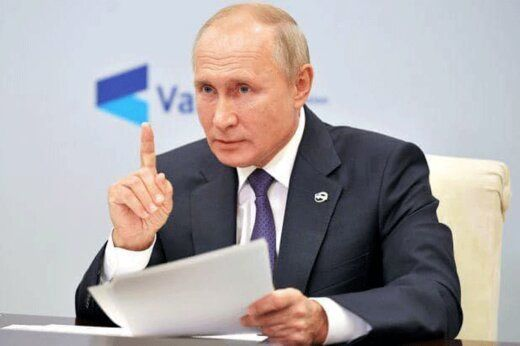 پوتین: شرایط کرونا فرصتی برای تحریک مخالفان شده است